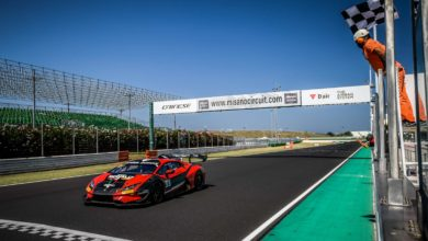 Photo of Lamborghini Super Trofeo Europe: Stoneman gives Bonaldi Motorsport victory in Race 2 at Misano