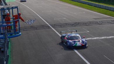 Photo of International GT Open – The Ferrari of Prette-Abril triumphs at Monza