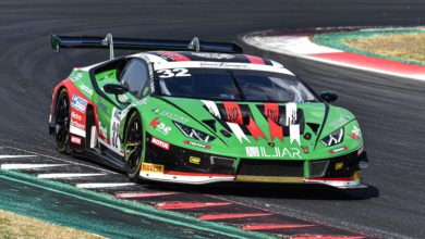 Photo of Lamborghini secures one-two finish in penultimate Italian GT Endurance round