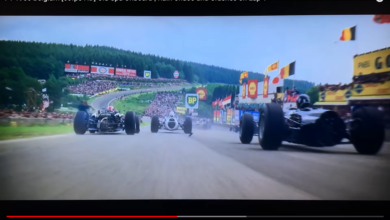 Photo of VIDEO – F1 1966 Belgium [60fps HD] Old Spa Onboard   Rain Chaos and Crashes on Lap 1