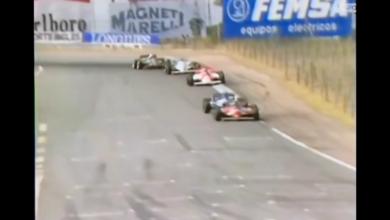 Photo of VIDEO – F1 1981 Jarama [60fps Remaster] Gilles Villeneuve's Final Victory