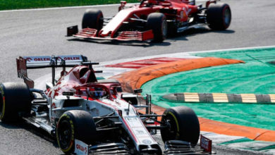 Photo of 2020 FIA Formula One Italian Grand Prix – Race – Sunday