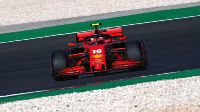 Photo of Portuguese Grand Prix – Qualifying: Charles on second row, Seb 15th