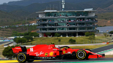 Photo of Portuguese Grand Prix – Charles fourth, Seb tenth