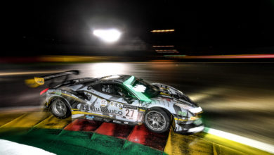Photo of GT World Challenge Europe – 24 Hours of Spa, situation after six hours
