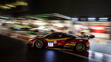 Photo of GT World Challenge Europe – 24 Hours of Spa, situation after twelve hours