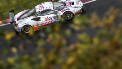 Photo of GT World Challenge Europe – 24 Hours of Spa, situation after seventeen hou