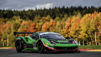 Photo of GT World Challenge Europe – 24 Hours of Spa, situation after 21 hours