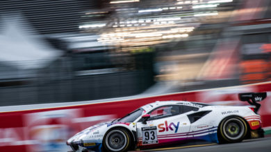 Photo of GT World Challenge Europe – Ferrari on Pro-Am podium at 24 Hours of Spa-Francorchamps