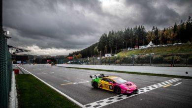 Photo of Lamborghini Super Trofeo Europe: Third win gives Gilardoni the lead at Spa
