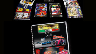 """Photo of Menu dei Motori is the only Yearbook completely dedicated to the """"Modena Planet"""". Order your copy easily online!"""