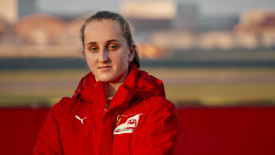 Photo of The first female driver to join the Ferrari Driver Academy is Maya Weug