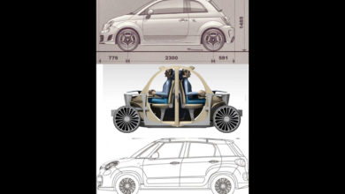 """Photo of """"Biga 3000"""" Concept: the idea for a future of sustainable mobility"""