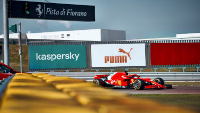 Photo of Seven drivers at Fiorano from Monday: the Scuderia takes to the track