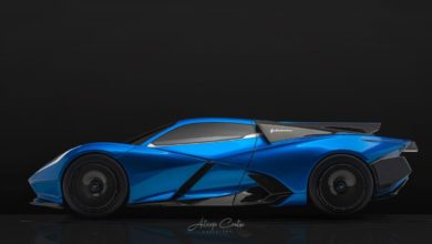 "Photo of ""Fulminea"", an unprecedented and incredible Italian hypercar with solid state batteries"