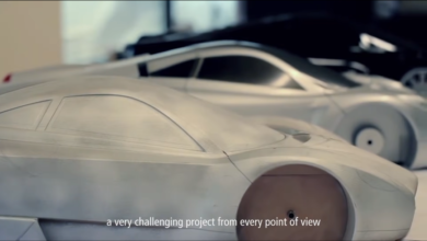 Photo of VIDEO – THE GENESIS OF THE HUAYRA R