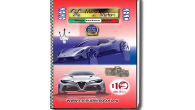 Photo of MENU DEI MOTORI NUMBER 24 – A FIRST SPECIAL ISSUE IN THE YEAR OF THE 25TH ANNIVERSARY (1996-2021)