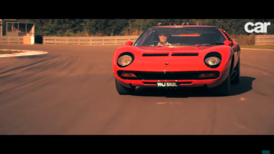Photo of VIDEO – Lamborghini Miura and Countach: the Lambo legends meet