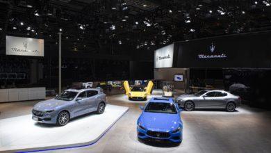 Photo of Maserati at Shanghai Auto Show 2021