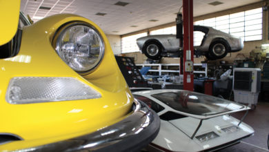 Photo of VIDEO – Sport Auto Modena: For over 60 years the full stop of collectors FERRARI!