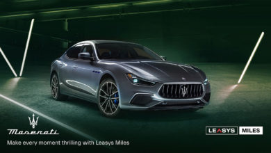 Photo of Introducing Leasys Miles Maserati: pay per use rental meets the elegance and luxury of the house of the Trident