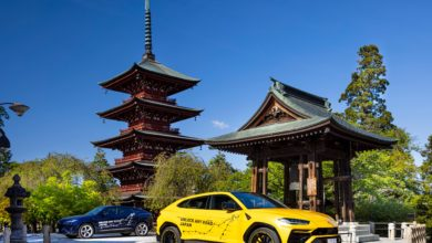 """Photo of """"UNLOCK ANY ROAD JAPAN"""" Urus expedition over 6.500 Km across Japan"""