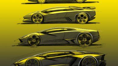Photo of Lamborghini's design DNA originated with the Countach