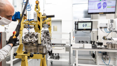 Photo of EXCLUSIVE – The Maserati Engine Lab: The return at the tradition