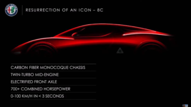 Photo of VIDEO – Alfa Romeo GAVE The 8C To Maserati and Here's What They LOST