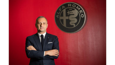 Photo of Francesco CALCARA appointed responsible for Alfa Romeo Marketing and Communication Global