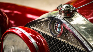 "Photo of Alfa Romeo features in the 39th run of the ""1000 Miglia"""