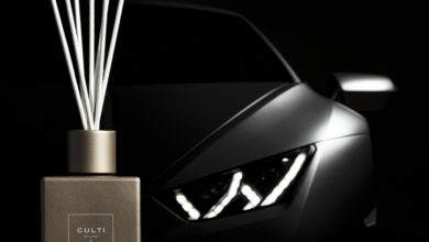 Photo of The first olfactory Automobili Lamborghini branding project signed by Culti Milano
