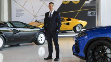 Photo of Paolo Gabrielli new Chief Procurement Officer at Automobili Lamborghini