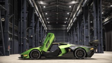 Photo of Lamborghini Essenza SCV12 is the first car on the market with full carbon chassis homologated according to the FIA Hypercar safety standards