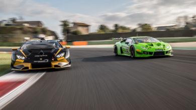 Photo of Lamborghini Young Driver and GT3 Junior Programs 2021 members announced