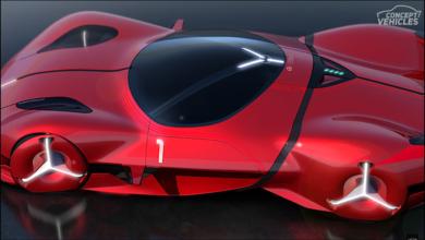 Photo of VIDEO – MERCEDES – REDSUN Concept Car   Concept Vehicle 32