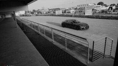Photo of The very first glimpse of the new GranTurismo prototype