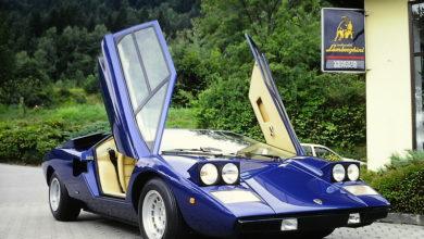 Photo of VIDEO – Lamborghini Countach LP400 (periscopio)