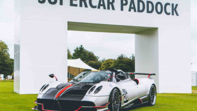 Photo of PAGANI AUTOMOBILI AT GOODWOOD FESTIVAL OF SPEED 2021, THE MOST EAGERLY AWAITED EVENT FOR CAR ENTHUSIASTS IN THE UNITED KINGDOM