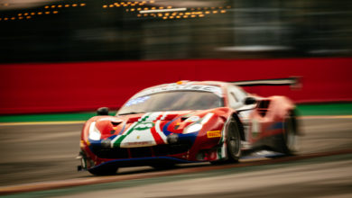 Photo of Ferrari leads 24 Hours of Spa-Francorchamps with eight hours to go
