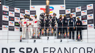 Photo of Comments of winners of 24 Hours of Spa-Francorchamps