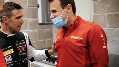 Photo of 24 Hours of Spa-Francorchamps – Health update on Davide Rigon