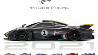 Photo of Pagani Automobili celebrates the tenth anniversary of the Huayra at Monterey Car Week 2021