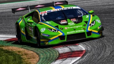 Photo of Lamborghini claims victories in British GT and GT Open to boost title chances